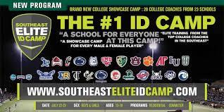 - Southeast Set 22-25 Camp Athletics Usf For Elite July Id