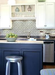 blue kitchen best tiles ideas on tile and white patterned wall uk cobalt medium size of