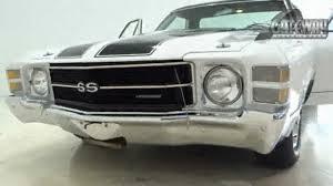 1971 Chevrolet El Camino for Sale - YouTube