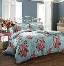 duvet covers vintage style bright teal vintage style rose duvet set double quilt cover bed set duvet covers vintage style stylish duvet sets