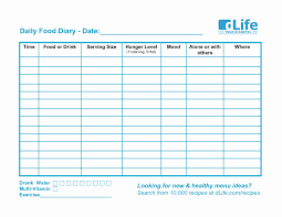 Free Printable Food Log Sheets Workout Log Spreadsheet Luxury Excel Printable Meal Planning Chart