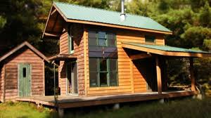 DIY 704 Sq. Ft. Hand - Built Off Grid Tiny Cabin | Gorgeous Small House  Design