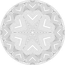 Free Printable Mandala Coloring Pages For Adults At Getdrawingscom