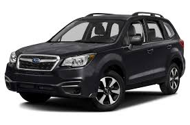 2017 subaru forester pricing and specs