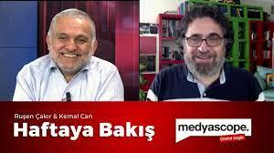 Kemal Can ve Ruşen Çakır ile Haftaya Bakış (70): Peker videoları sürecek  mi? Gelecek ve DEVA partileri neden çıkış yapamıyor? Muhalefetin HDP sorunu  & Erdoğan-Biden görüşmesi - Medyascope
