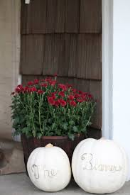 Outdoor Decorating For Fall Fall Refresh Outdoor Fall Decor Julie Blanner Entertaining