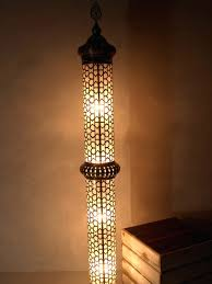 chandelier style floor lamp middle eastern lamps lighting and ceiling fans stand up hanging lantern pole arco white standing torchiere table crystal