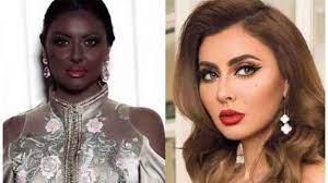 طلَت وجهها باللون الأسود.. مريم حسين تتعرض لانتقادات بسبب جورج فلويد