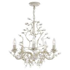 2495 5cr almandite 5 light cream gold chandelier