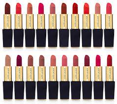 Estee Lauder Lipstick Shade Chart Lipstick Perfected Estee Lauders New Pure Color Envy