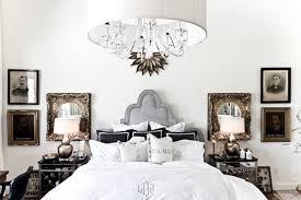 image great mirrored bedroom. Add Dimensions And Perspective To Your Bedroom With Mirrored Bedside Tables Image Great