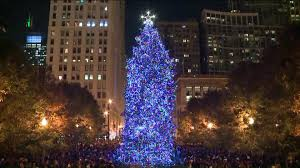 christmas tree lighting chicago. everything you need to know about tonightu0027s chicago christmas tree lighting wgntv i