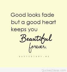 Beautiful Face Quote Best Of Beauty Is Not In The Face Nice Message Quote