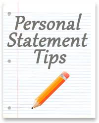 Personal Statement Tip Personal Statement Examples Of Tips That Will Help You In Writing