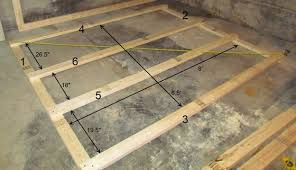 basement floor ideas do it yourself. How To Make A Basement Storage Shelf In One Night For Only $60 Floor Ideas Do It Yourself O