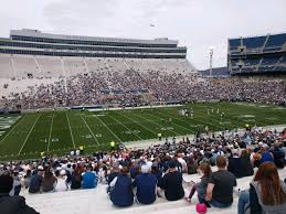 Beaver Stadium Section Wg Row 30 Seat 16 Penn State