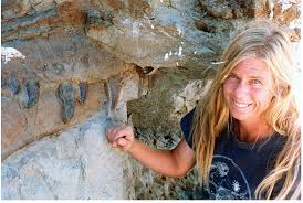 Image result for fossil collector Susan Hendrickson