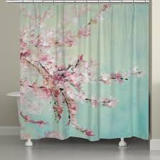 teal chevron shower curtains. Uncategorized Teal Chevron Shower Curtain Amazing Laural Home Cherry Blossom Blooms Shipping For Curtains