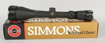simmons whitetail classic scope. simmons whitetail classic scope 3.5-10x50mm. loading zoom p