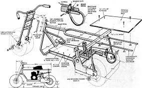 bicycle blueprints off road mini bike frame design bicycle blueprints off road mini bike frame design bike frame bikes and roads
