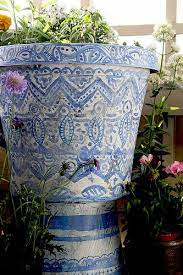 paint garden pots flower pot garden