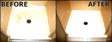 paint for shower stalls fiberglass shower pan painting stall refurbishing tile panels can you paint walls