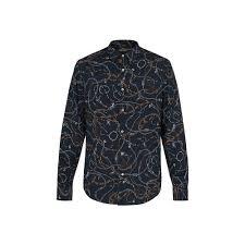 louis vuitton giraffe shirt. regular printed shirt louis vuitton giraffe shirt f