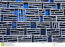 Wall facade design