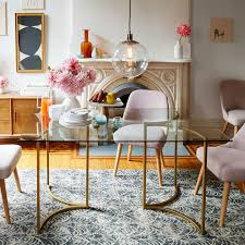 artistic mid century dining chair west elm at sets find home decor pertaining to miraculous mid century modern round dining table