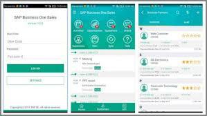 App Sales Sap Delivers Android Sales App