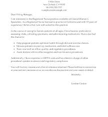 Sample Lpn Cover Letter Cover Letter Cover Letters For Healthcare