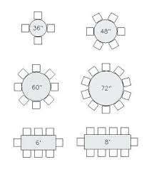round table size for 10 5 person round table dimensions person table dimensions marvelous 8 round