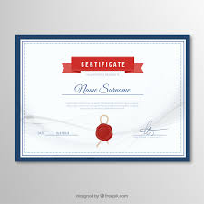 certificate vectors photos and psd files elegant certificate template