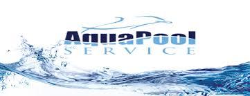 pool service logo. Aqua Pool Service Logo