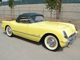 SOLD 1955 Chevrolet Corvette V-8 Roadster for Sale by Corvette ...