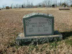 Daniel Robert Bullock (1904-1981) - Find A Grave Memorial