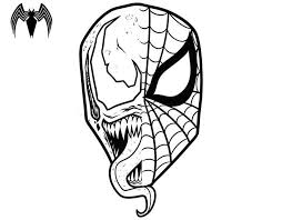 Print our venom coloring pages and use your creativity to bring him. Free Printable Venom Coloring Pages For Kids