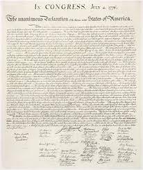declaration of independence united states new world encyclopedia declaration of independence united states