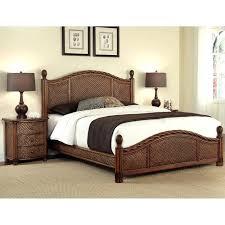 wicker bedroom furniture. Entertaining Wicker Bedroom Furniture M7096 Large Size Of N