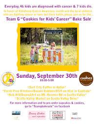santa cruz county behind the cookie team g bake flyer