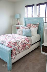 Bedroom For Two Twin Beds 17 Best Ideas About Twin Bed Frames On Pinterest Diy Twin Bed
