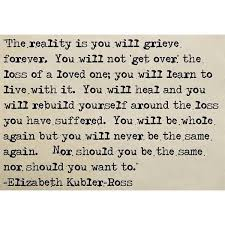 Loss Of A Loved One Quotes Fascinating Death Quotes About Mourning On QuotesTopics