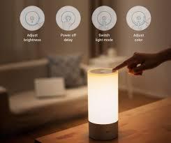 Купить <b>Ночник Xiaomi Yeelight</b> Bedside Lamp с доставкой ...