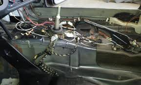 how to install heated seat wiring kit from a e30 r3vlimited forums over trans and towards passanger side in front of seat rails