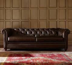 chesterfield sofa leather. Contemporary Sofa Chesterfield Leather Sofa 218 Cm On