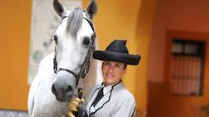 Belén Bautista Sánchez | Jinete de la Real Escuela Andaluza del ...
