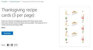 avery recipe card template recipe card template free editable elegant christmas label