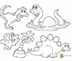 Dinosaur Coloring Pages For Adults Dreadeorg