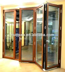 folding french doors tremendous aluminum bi door patio exterior cost do