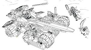 Free Coloring Pages That You Can Print Out Copy Lego Nexo Knights